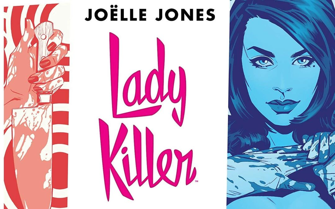 Best In Trade: Lady Killer (Library Edition Hardcover)