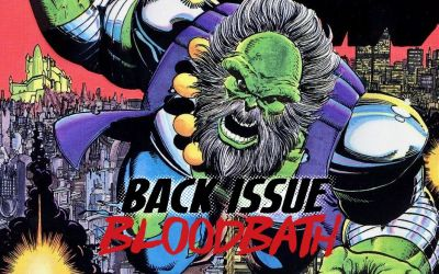Back Issue Bloodbath Episode 256: Future Imperfect by David and Perez