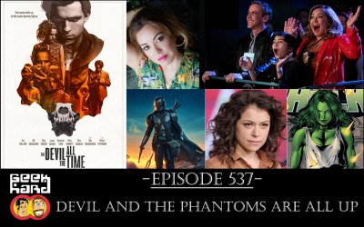 Geek Hard: Episode 537 – Devil and the Phantoms Are All Up