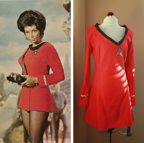 20 Star Trek Uhura Costume Pattern Pictures And Ideas On Meta Networks