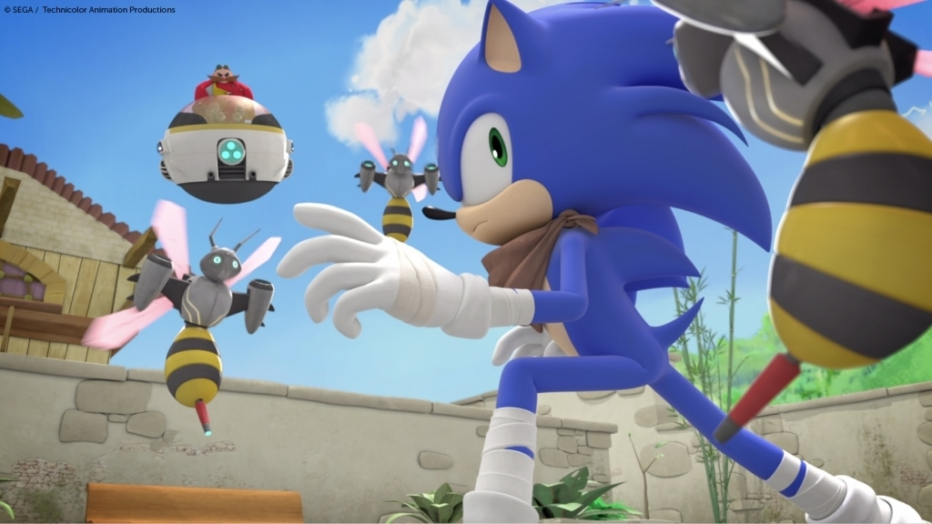 Image result for sonic boom tv series