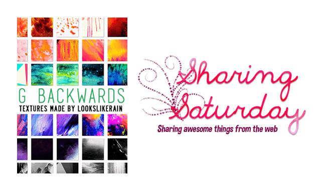 Sharing Saturday: Design resources