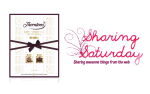 Sharing Saturday: luxury chocolate advent calendars
