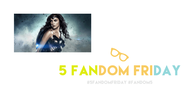 5 Fandom Friday - 2017 movies I'm excited for