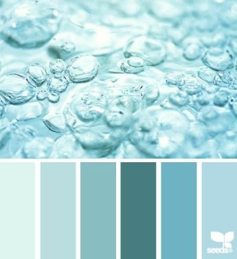 colour palette: colour current