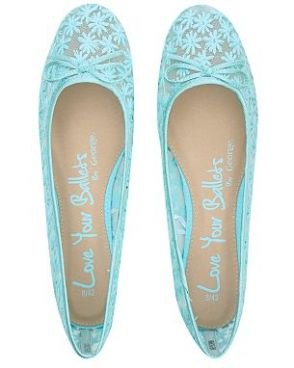 asda floral embroidered shoes