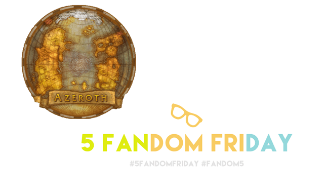 5 Fandom Friday - Planets I want to visit
