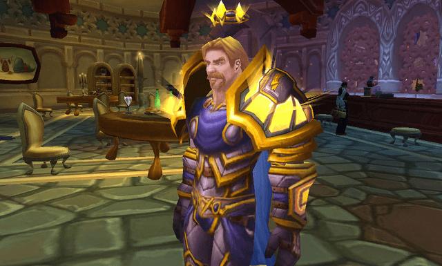 My Favourite World of Warcraft Raid Tiers