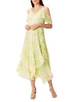 coast jamie printed dress