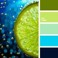Lime Colour Palette