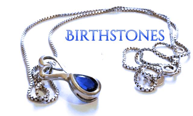 Birthstones Series - Wrap Up