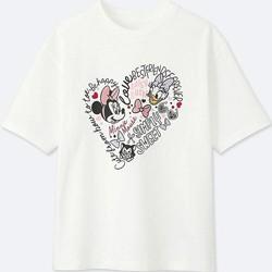 Disney Minnie & Daisy BFFs T-Shirt Uniqlo