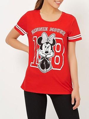Disney Minnie Mouse top George at Asda