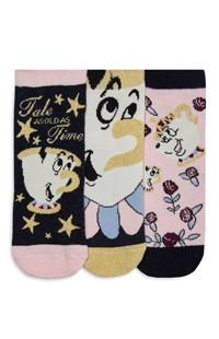 Disney Mrs Potts & Chip Socks Primark