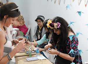 Interview with Designer Mija - Mija with her sisters