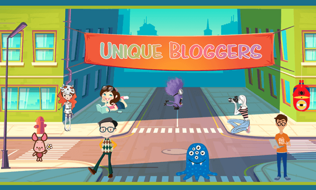 Introducting the Unique Bloggers Group!