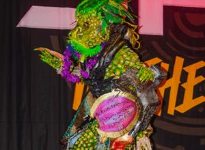 Cosplay Winner - Flamboyant Potato Predator