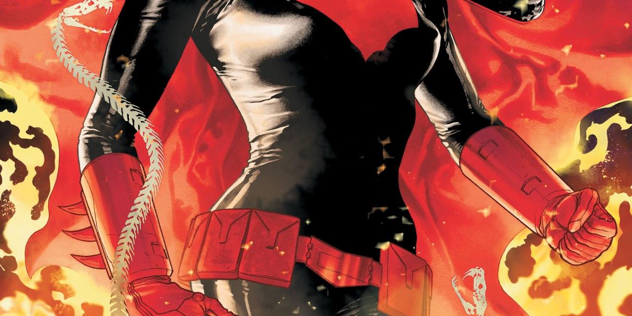 Top 10 Female Super Heroes of DC Comics