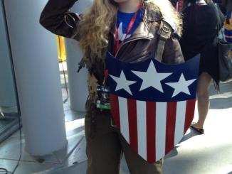 Lady Cap!