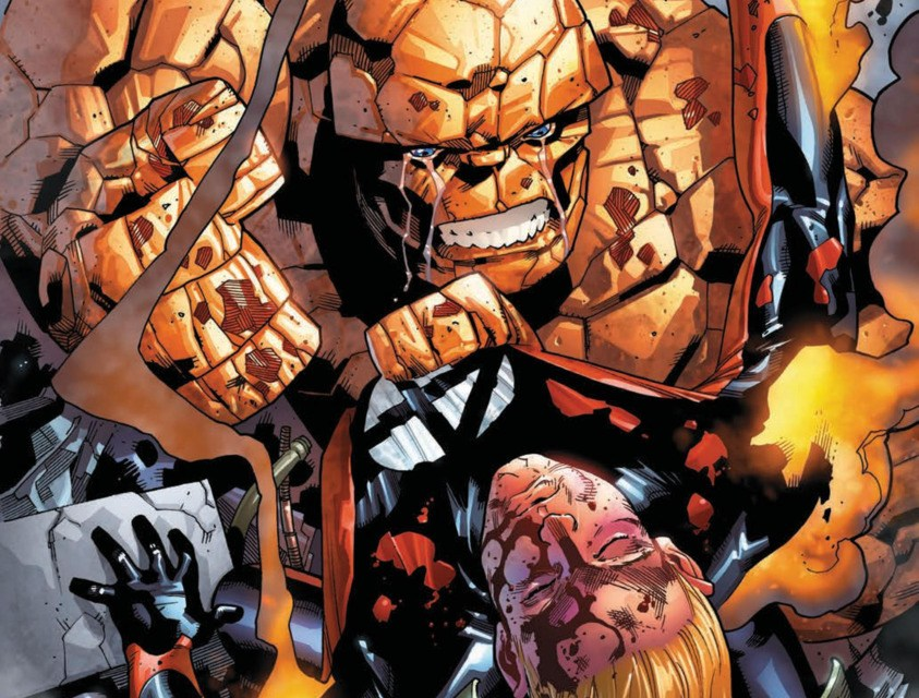 Review: Marvel's Fantastic Four #6