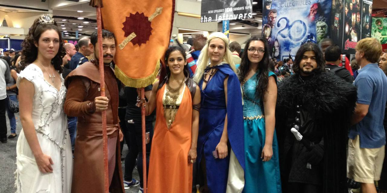 SDCC Recap and Highlights: A Look Back at San Diego Comic Con 2014
