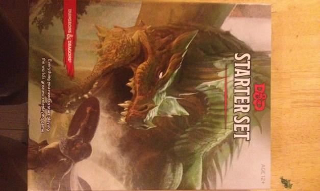 Review: Dungeons & Dragons Starter Set