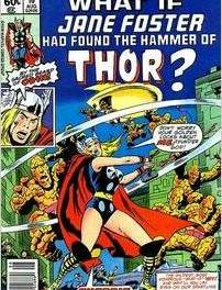 Throwback THORsday Review: What If Jane Foster Had Found The Hammer Of Thor?