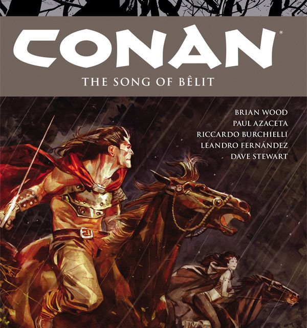 Review: Conan Volume 16: The Song of Bêlit