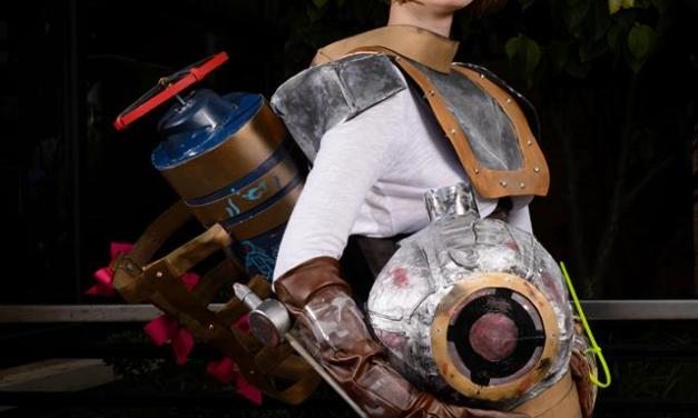 NYCC Cosplay Preview: Cassidy Wells Cosplays League of Legends, Disney Favorites