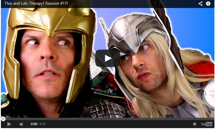 5 THORsday Videos To Help You Make It To Halloween!