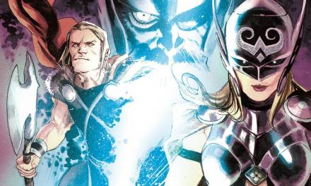 ICYMI THORSday Summary: Marvel's Thor Annual to Include Contributions From Noelle Stevenson, CM Punk