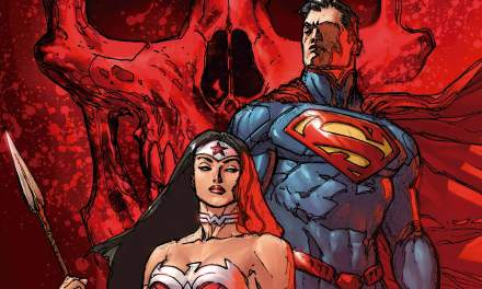 Superman / Wonder Woman #13: DC Doesn't Get Wonder Woman, Part 2