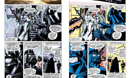 Marvel Remasters Original 'Star Wars' Graphic Novel Adaptations for May 2015