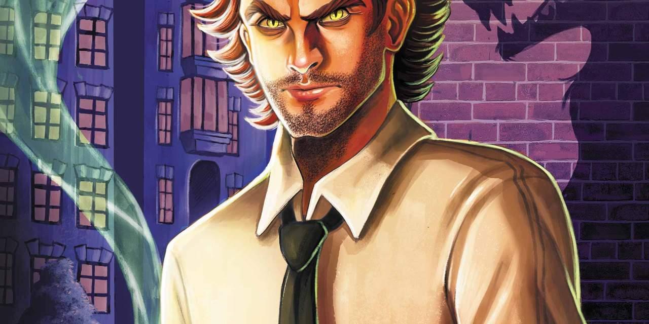 Review: Vertigo Comics The Wolf Among Us #1