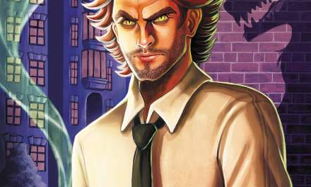 Review: Vertigo Comics The Wolf Among Us #1