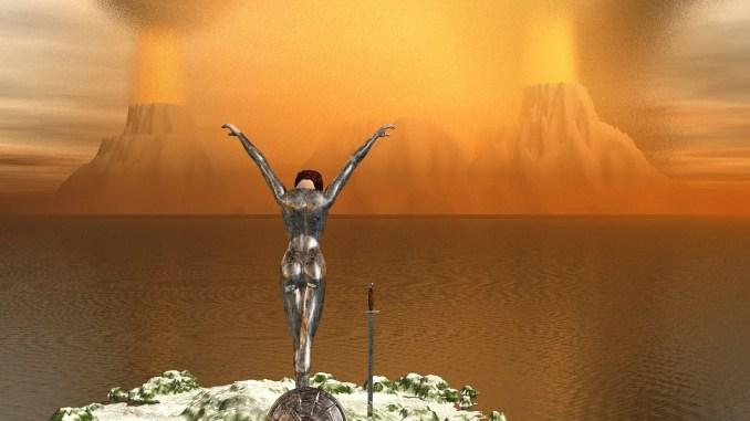 The Queen of Molten Fire