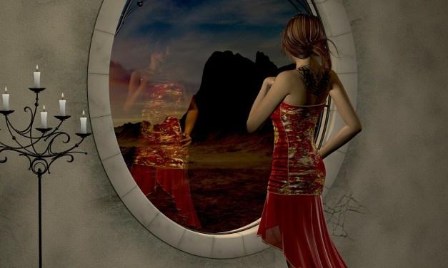 Poetry: The Black Mirror