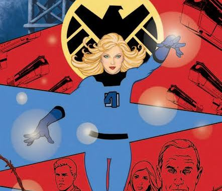 S.H.I.E.L.D. #4 by Colleen Doran - Marvel