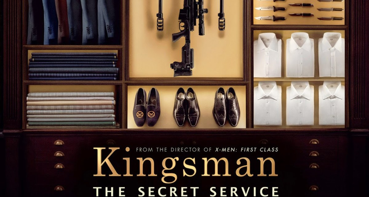 Feminist Review of 'Kingsman: The Secret Service' [Contains Spoilers]