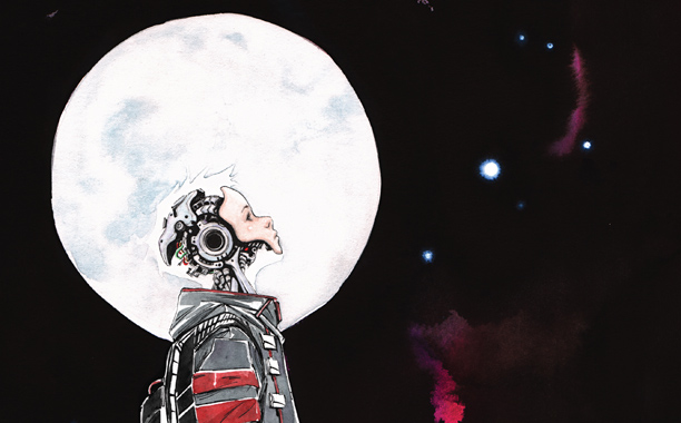 Descender #1 – What's in a man?