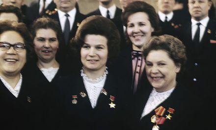 Women's History Month: Cosmonaut Valentina Tereshkova