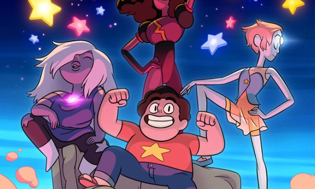 WJ Reviews! Steven Universe Episode 01×00 Pilot