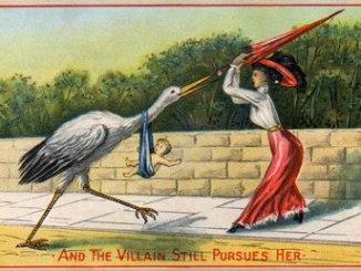VictorianPostcard: https://commons.wikimedia.org/wiki/File:VictorianPostcard.jpg