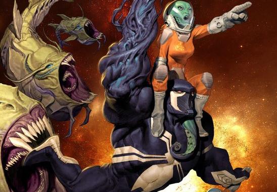 Marvel's Venom Space Knight #1 - Marvel.com