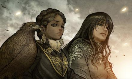 Monster Myths- Monstress #1 Review