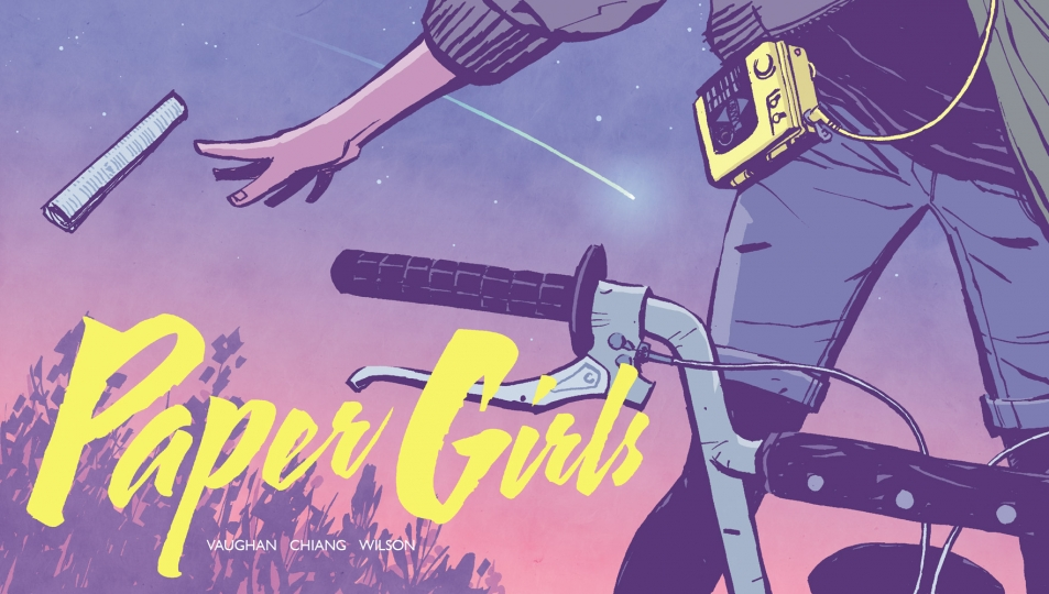Paper Girls #1 Review- Read All About It!