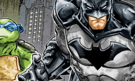 Comic Review: Batman / Teenage Mutant Ninja Turtles #1