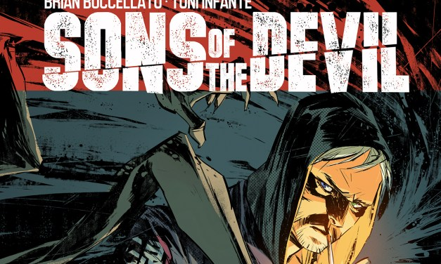 Devil's Due: Sons of the Devil Vol. 1 Review