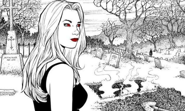Comic Review: Rachel Rising — Fear No Malus