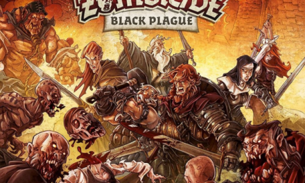 Game Review: Zombicide: Black Plague Expands Franchise to Middle Ages Zombies